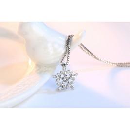 Комплект Снежинки кристал