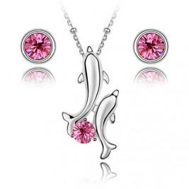 Комплект Делфини розе