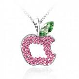 Колие Ябълка розе
