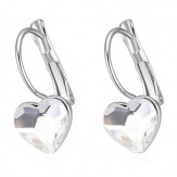 Обеци Тринити кристал