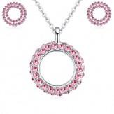 Комплект Мелита розе