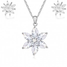 Комплект Цветина кристал