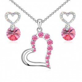 Комплект Линзи розе