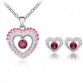 Комплект Шакира розе