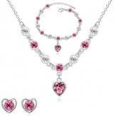 Комплект Аморе лукс розе