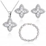Комплект Синди лукс кристал